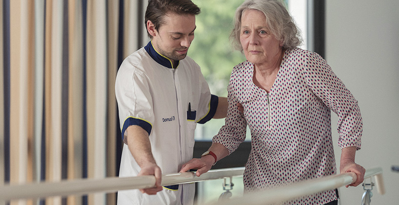 Maison de retraite accompagnement kinésithérapie